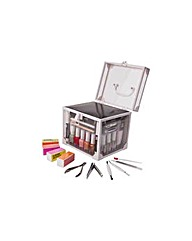 Even More Clearly Nail Set with Case