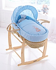 Tippy Tumble Palm Moses Basket