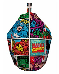 Marvel Comics Strike Beanbag