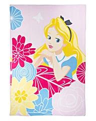 Alice In Wonderland Fleece