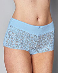 Brights Five Pack Lace Shorts