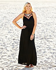 Simply Yours Maxi Embellished Dress