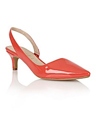 Ravel Beaumont sling-back heeled pumps