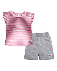 KD Baby Tunic and Shorts Set