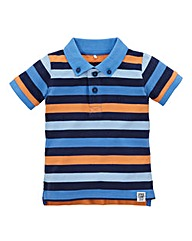 Name It Boys Stripe Polo Top