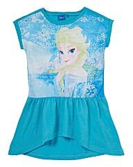 Frozen Girls Short-Sleeve Dress