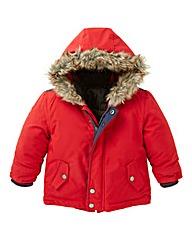 KD Baby Boys Parka Hooded Coat