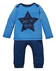 KD Baby Boy T Shirt and Jog Outfit