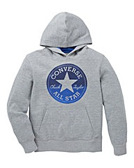 Converse Boys Chuck Patch Hooded Sweatsh