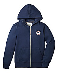 Converse Boys Zip Hooded Sweatshirt