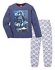 Star Wars Boys Long Sleeve Pyjamas