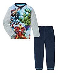 Marvel Avengers Boys Long Sleeve Pyjamas