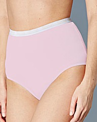Pink Four Pack FullFit Slimma Briefs