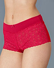 Nautical Five Pack Lace Shorts