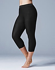 Medium Control Black Leggings