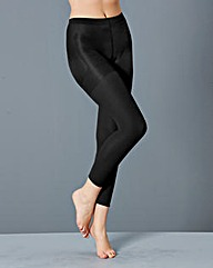 Firm Control Shaping Footless Tights