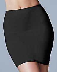 Light Control Half Slip Black