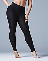 Medium Control Leggings, Black