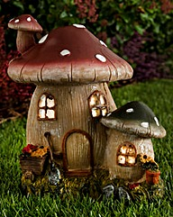 Solar Toadstool House
