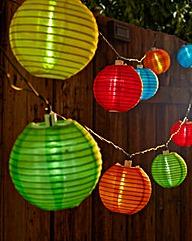Chinese Lantern Solar String Lights
