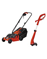 JDW Mower With Free Trimmer Offer