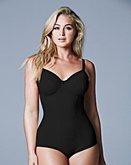 Light Control Value Black Bodyshaper