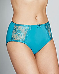 2 Pack Ella Lace Teal/Pink Briefs