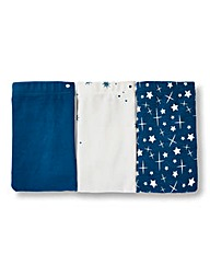 Three Pack Christmas Tinkerbell Shorts