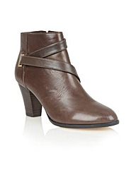 Lotus Osier Ankle Boots
