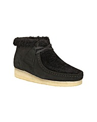 Clarks Wallabee Boot.