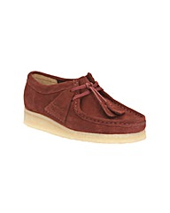 Clarks Wallabee. Standard Fit