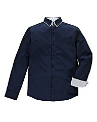 Black Label By Jacamo Coca LS Shirt Long