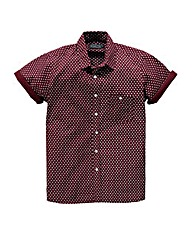 Label J Hop Print Shirt Regular