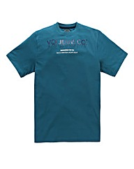 Voi Lennox Teal T-Shirt Long