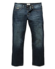 Voi Norton Dark Blue Jean 31In Leg