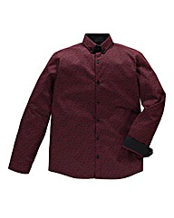 Black Label By Jacamo Grado Shirt Long