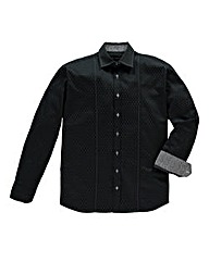 Black Label By Jacamo Trix Shirt Regular