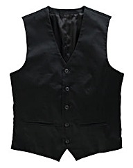 Black Label By Jacamo Madrid Waistcoat R