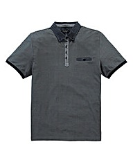 Black Label By Jacamo Napoli Polo R