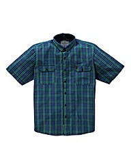 Voi Parker Check Shirt Long