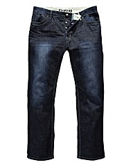 Firetrap Bluegrass Straight Leg Jean 31L