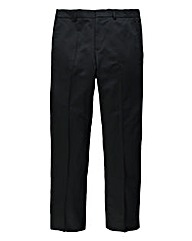 Black Label By Jacamo Linen Trouser 29in