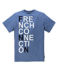 French Connection ConnectionBlue T-Shirt