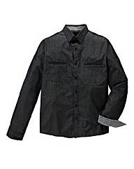 Black Label By Jacamo Sawyer Shirt L