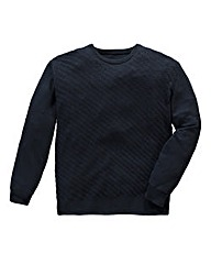 Black Label By Jacamo Alora Knit Regular