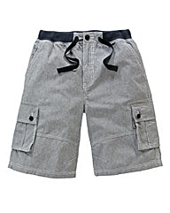 Label J Brighton Stripe Short