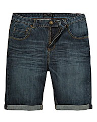 Label J Balham Denim Short