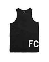 French Connection BTF Black Vest