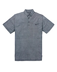 French Connection Ditzy Marine Polo