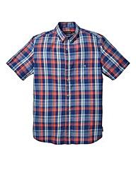 French Connection Multi Check Shirt